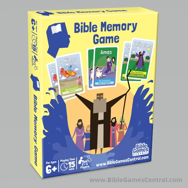 Bible Memory Game - Review