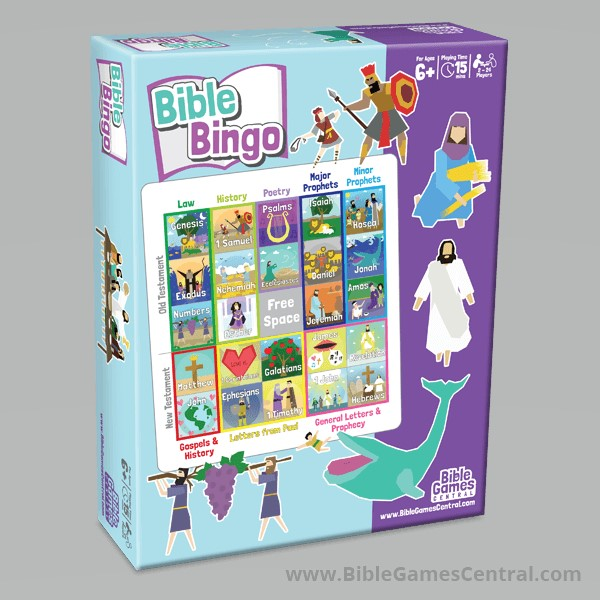 Bible Bingo - Review