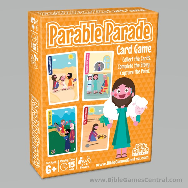 Parable Parade Card Game - Review