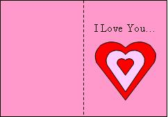 valentine card craft and activities